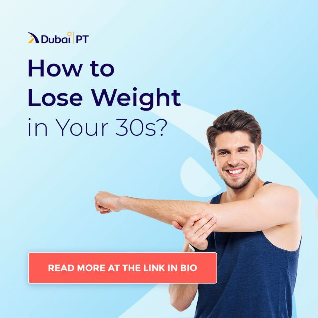 Losing weight in your 30s is a challenging task. You need to exercise more and eat well. You also have to be motivated to achieve your goals for you will not lose weight without motivation. Be wise in choosing your exercises and foods. Eat more vegetables and fruits while avoiding fatty meat products.   #fitness #gym #workout #training #fitnessmotivation #healthychoices #healthyfood #healthyeating #healthylifestyle #healthyliving #healthylivingtips #fitnessdubai #dubaipt #dubaipersonaltrainers #personaltrainerdubai
