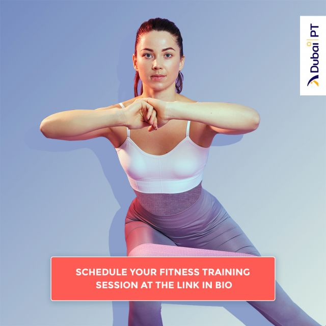 From flexibility and diet to workouts and more, we'll help you achieve your goals faster than ever before.  Make your fitness goals happen by scheduling your first personal training session at the link in our bio.    #fitness #fitnesstraining #fitnesstrainingsessions #fitnessdubai #dubaipt #dubaipersonaltrainers #personaltrainerdubai
