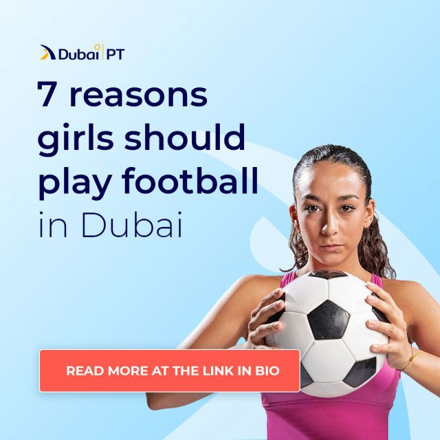 Playing football in Dubai is an experience that many girls can gain confidence from. You'll find that playing this sport will enhance your social life, help you gain new skills and make friends. It's one of the best sports out there for involving all parts of your body.    #footballtraining #footballcoach #soccerpractice #soccertraining #footballpractice #footballdubai #dubaifootball #dubaipt #dubaipersonaltrainers #personaltrainerdubai