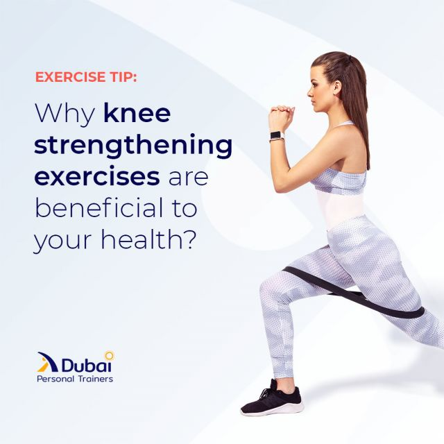 Besides improving your body's strength and power, knee strengthening exercises will benefit you in a lot of other ways as well, such as: improved mobility and balance, improved blood circulation to your legs, and improved cardiovascular endurance.  It is recommended that you try not to overwork them as this can damage your knees faster than normal. In addition, never forget to take a good look at your diet as it also has a huge impact on bone health.